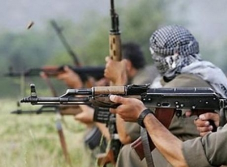 PKK'dan taciz ateşi!