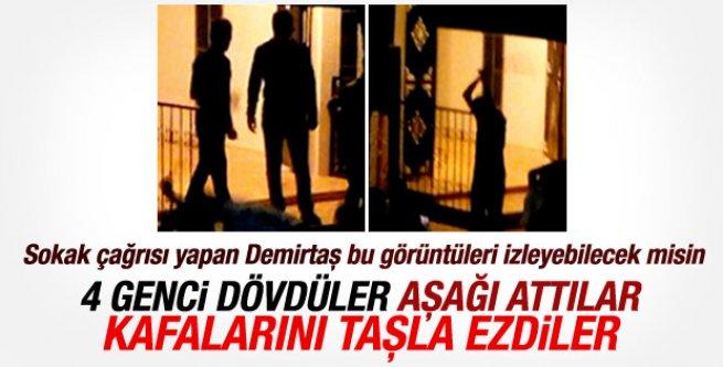 PKK'nın Diyarbakır'daki linç fotoğrafları ortaya çıktı
