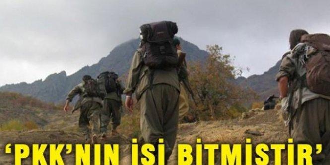 PKK'nın işi bitmiştir