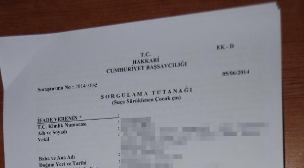 Pkk'ya Götürülürken Kurtarılan 3 Kız Ailelerine Teslim Edildi (2)