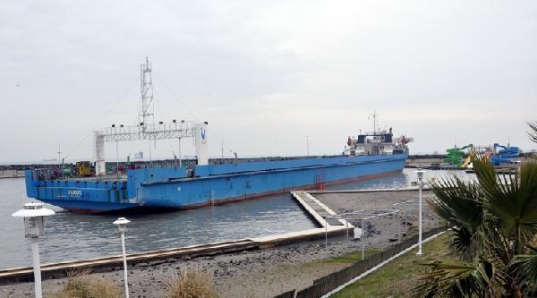 Plaja Zarar Veren Gemi İçin 288 Bin Lira Ödendi