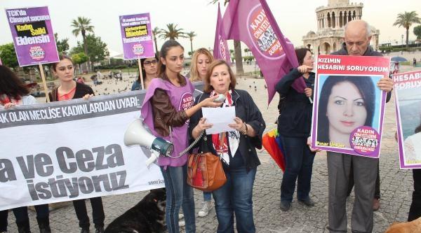 Platform Üyelerinden Hükümete Çağri; Kadın Cinayetinde Cezalar Arttırılsın