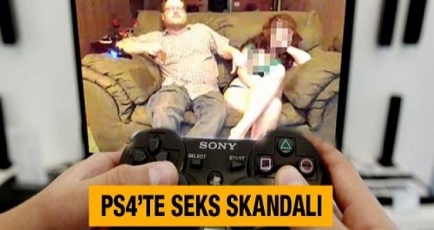 PlayStation 4'teki seks skandalı!