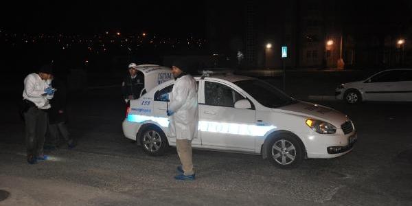 Polis Aracina Ateş Açildi: 1 Polis Yarali