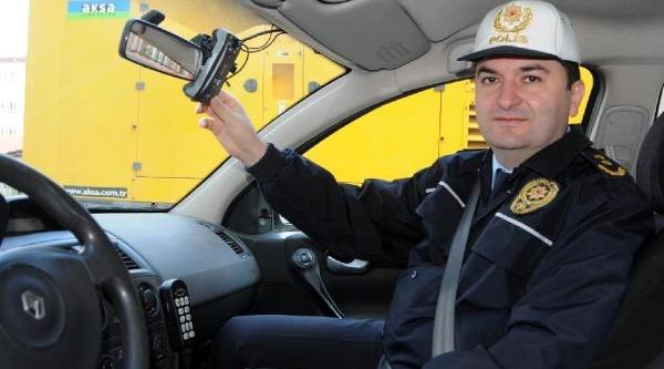 Polis Araçlarini Ve Dişariyi Görüntüleme Sistemi