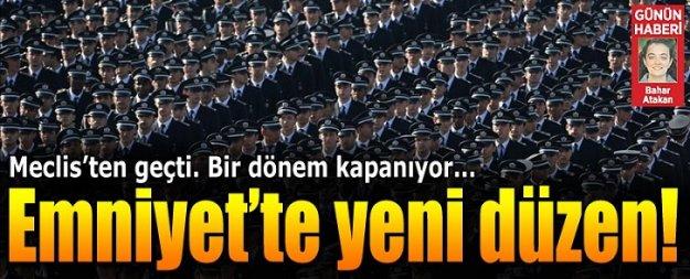 Polis eğitimi sil baştan