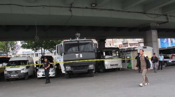 Polis, İtfaiye Ve İş Makineleri Bekliyor