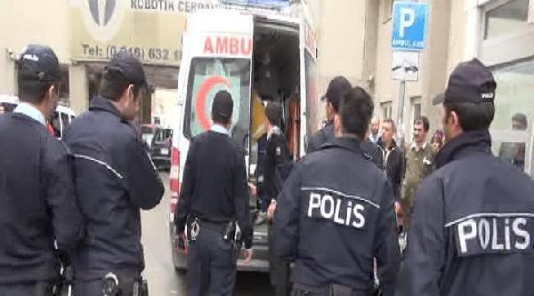 Polis Memuru Canına Kıymak İstedi