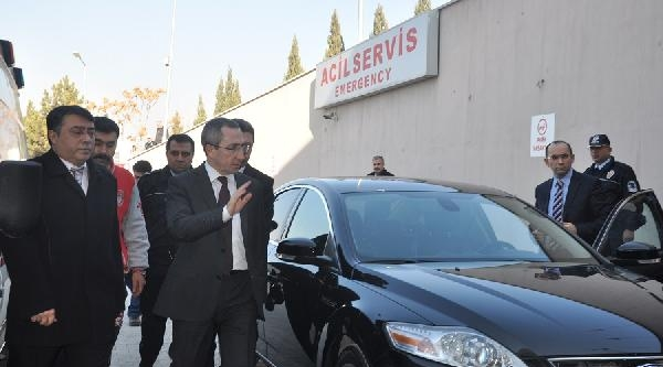 Polis Memuru Otomobilinde Intihara Kalkişti