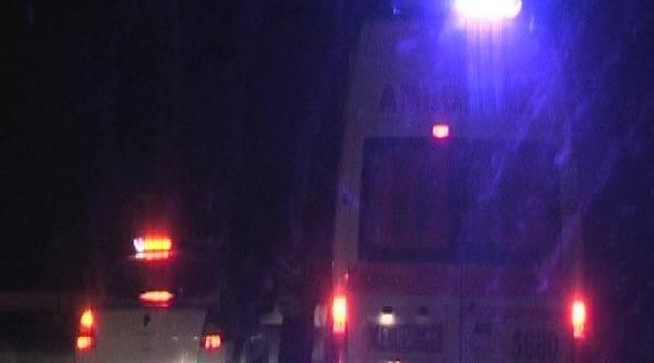 Polis Ve Sağlık Görevlileri 2 Saat Yaralı Aradı, İhbar Asılsız Çikti