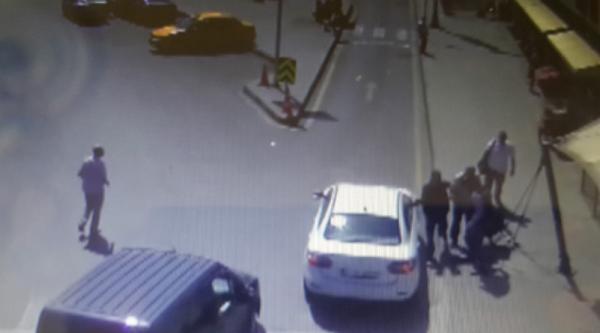 Polis Yelekli Gasp Çetesi Çökertildi