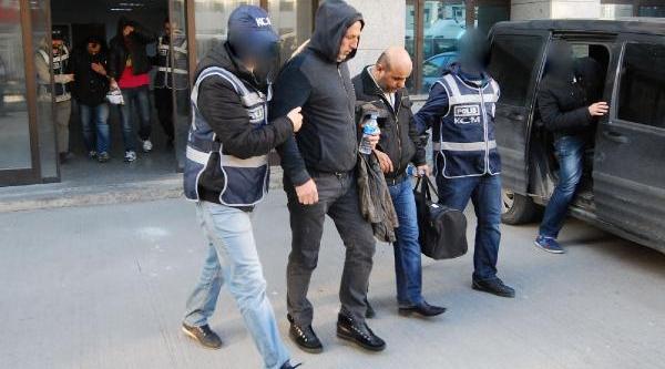 Polisin Adim Adim Takibi Ve Operasyonu Kamerada