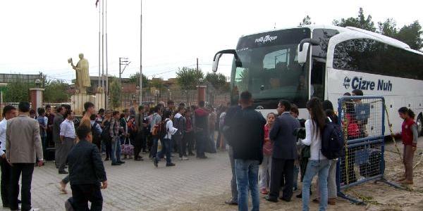 Polisin Kardeşlik Projesi Sayesinde Konya Ve Nevşehir'i Ilk Kez Görecekler