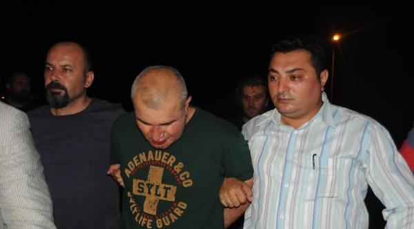 Polisin Katilini, Pizza Götüren Polis Yakaladı
