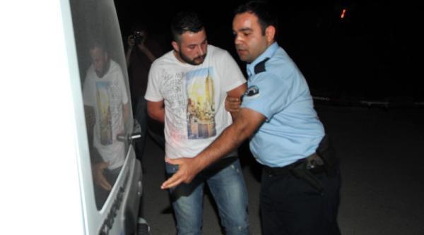 Polisin Tabancasını Alan 2 Kişi Yakalandı