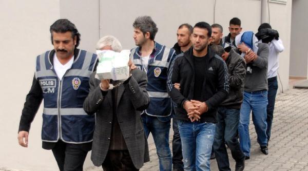 Polisten Eş Zamanlı Uyuşturucu Baskını: 6 Gözaltı