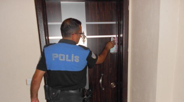 Polisten Hırsızlıklara Karşı Broşürlü Uyarı