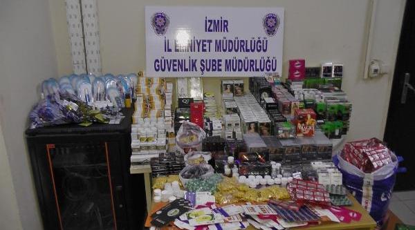 Polisten Ilaç Operasyonu