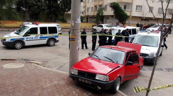 Polisten Kaçarken Kaza Yapınca Yakalandı