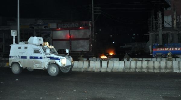 Polisten, 'rahatsız Etmemek İçin Gaz Sıkmıyoruz' Anonsu