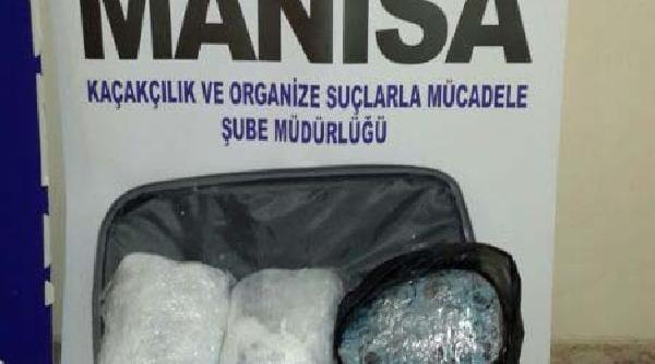 Polisten Uyuşturucu Ve Kaçak Sigara Operasyonu
