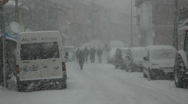 Posof Ve Damal'da Okullara Kar Tatili