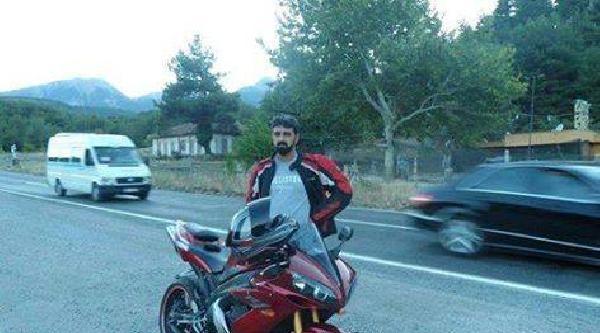 Pozantı'da Motosiklet Devrildi: 2 Ölü