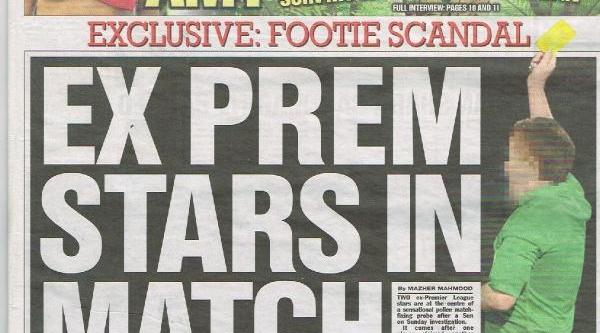 Premier Lig Futbolculari Nasil Şike Yapildiğini Anlatti
