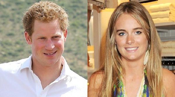 Prens Harry, Kız Arkadası Cressıda Bonas'tan Ayrıldı