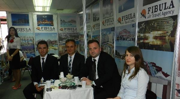 Priştine Uluslararası Turizm Fuarı'nda Türkiye'ye İlgi