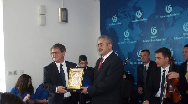 Priştine Yunus Emre Türk Kültür Merkezinde Balkan Türk Müziği Konseri