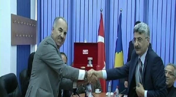 Priştine'de, Kosova İle Türkiye Arasında Medya İşbirliği Anlaşması