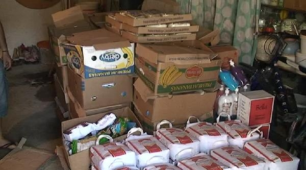 Prizren'de 150 Muhtaç Aileye Ramazan Paketi