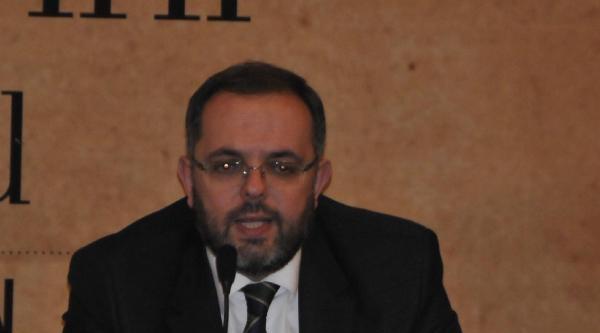 Prof. Dr. Afyoncu'dan 'mersin' Tepkisi