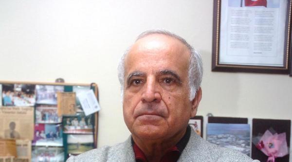 Prof. Dr. Akbaba: Oruç Bitti, Şimdi Yeme Zamanı Diye Düşünmeyin