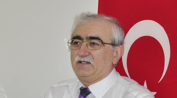 Prof. Dr. Bingür Sönmez Aydın Doğan Anadolu Sağlık Meslek Lisesinde Tıp Teknolojisini Anlattı