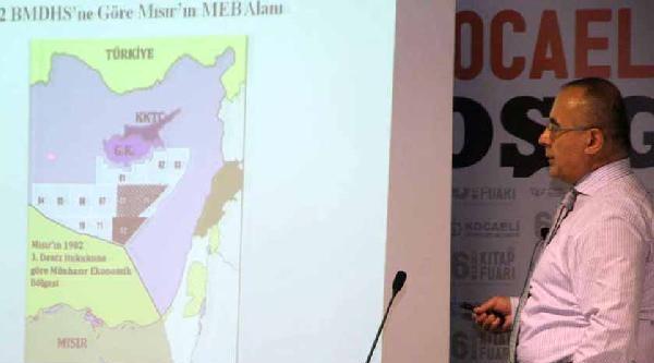 Prof. Dr. Çomak: Türkiye, Doğu Akdeniz'de Oldu Bittiye Gelmemeli