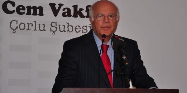 Prof. Dr. Doğan: Alevi Ve Bektaşilere Haklari Verilmeli