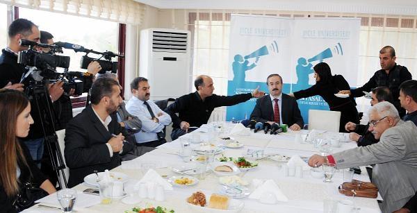 Prof. Dr. Eyigün: Başbakan Bölge Halkina Güven Verdi