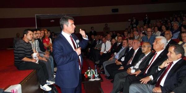 Prof. Dr. Feyzioğlu'Ndan Laiklik Vurgusu