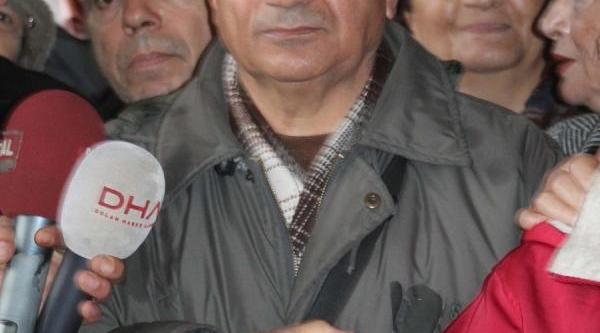 Prof.dr. Fatih Hilmioğlu'na Özgürlük Istediler