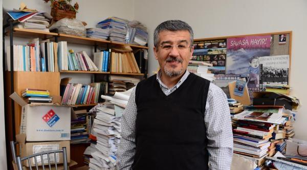 Prof.dr. Gümüş: Türkiye Kültürel Ayrışmaya Gidiyor