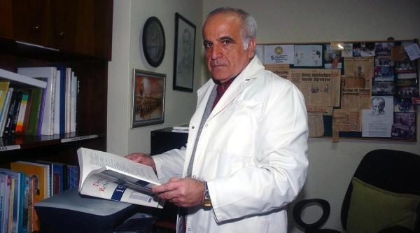 Prof.dr. Muhsin Akbaba: Gribal Enfeksiyonlara Karşi Dikkatli Olun