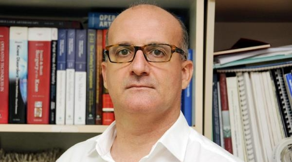 Prof.dr. Özenci: 'parkta Spor Yapayım' Derken Sakatlanmayın