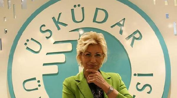 Prof.dr. Sevil Atasoy Üsküdar Üniversitesi'nde