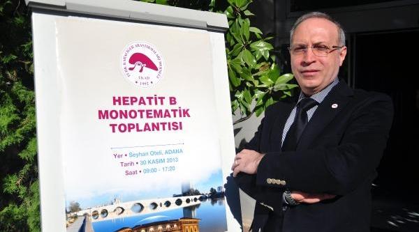Profesör Koruk: Tedavi Olmayan Hepatit B Hastalari 10 Yilda Siroza Yakalaniyor