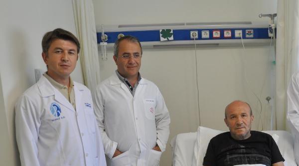 Prostat Ameliyatlı Hastaya, Ağız İçinden İdrar Kanalı