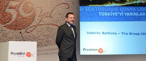 Prysmıan Ceo'su Avrupalı Kablocuların Yeni Başkanı