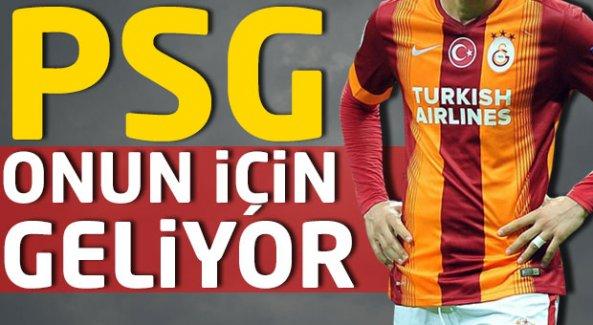 PSG, Galatasaray'ın yıldızı için geliyor!