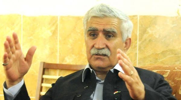 Psk Lideri Mesut Tek: Işid Sayesinde Kürtler Kan Dökmeden Kerkük'ü Aldı
